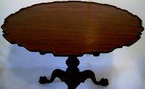 Image of Philadelphia Chippendale Tea Table