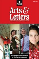 Image of UA68 Potter College of Arts & Letters 1. Dean, Assistant Deans, Committees 3. Publications 1. Arts & Letters - Potter College of Arts & Letters (WKU)