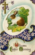 Image of Easter Rabbit -