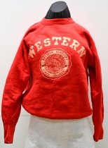 Image of KM2014.30.2 - Western Kentucky State sweatshirt