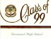 Image of Greenwood High School Graduation Invitation -