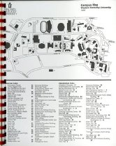 Image of WKU Campus Map - Unknown