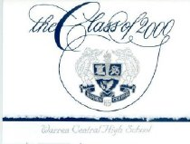Image of Class of 2000 Warren Central High