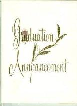 Image of Bowling Green Graduatuon Announcement