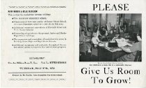 Image of Please Give Us Room To Grow! -