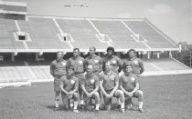 Image of WKU Football Coaches - Unknown