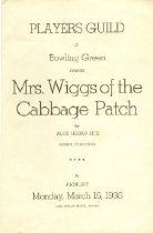 Image of Mrs Wiggs and the Cabbage Patch