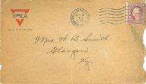 Image of Young Men's Christian Association envelopes -