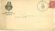 Image of The Seelbach, Louisville, Ky., envelopes -