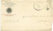 Image of Kentucky Military Institute, Eau Gallie, Florida, envelope -