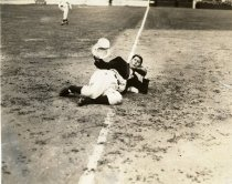 Image of Barons Baseball Team - Lowe, William Herman, 1897-1987