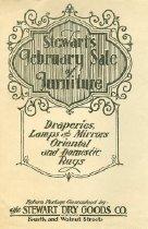 Image of Stewart Dry Goods Company envelope -
