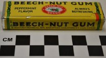 Image of KM2014.37.1 - Pack of Beech-Nut Gum