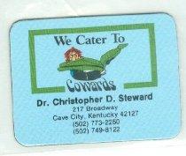 Image of Dr. Christopher D. Steward