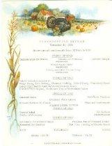 Image of Thanksgiving Dinner