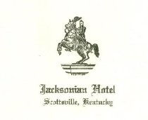 Image of Jacksonian hotel
