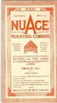 Image of Red Nauge Mounting Corners