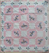 Image of French Baskets Quilt - Quilt, Bed