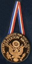 Image of KM2014.27.1 - Jefferson Award