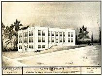 Image of Industrial Education Building - Davis, Brinton B.