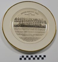 Image of Commemorative Plate - Plate, Commemorative
