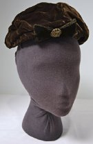 Image of 2011.189.4 - Ladies' hat