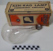Image of KEN-Rad light bulb - Bulb, Light