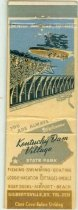 Image of Kentucky Dam Village State Park, Gilbertsville, Ky. [matchbook] -