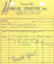 Image of Hawkins Upholstrey Inc.