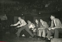 Image of WKU Basketball Game - Unknown