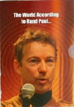 Image of The world according to Rand Paul... [political flier] -