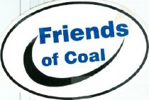 Image of Friends of Coal [sticker] -