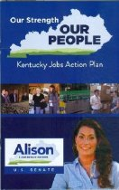 Image of Our strength, our people : Kentucky Jobs Action Plan [booklet] -