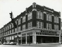 Image of Pushin Store Building Bowman-Kelley