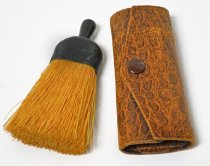 Image of KM2014.47.1 - American National Bank promotional brush