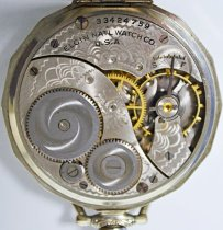 Image of Elgin Pocket Watch (movement)