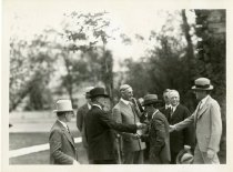 Image of William McAdoo Delegation - Unknown