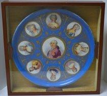 Image of Sèvres-style Louis XVI plaque