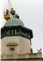 Image of Cherry Hall Cupola - Unknown