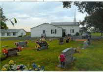 Image of Bays Fork Church Cemetery, Alvaton, KY - Sledge, William