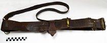 Image of 1939.7.13 - Sam Browne belt