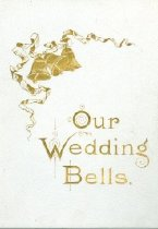 Image of Our Wedding Bells [guestbook] -