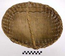 Image of Split basket (interior view)