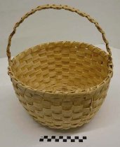 Image of 1987.118.3 - White oak basket