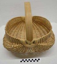 Image of 1987.19.2 - White oak basket