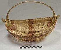 Image of 2006.21.1 - Canoe basket
