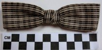 Image of 2010.187.1 - Beau Brummell bow tie