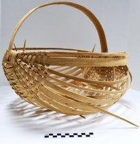 Image of White oak basket - Basket