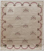 Image of Flower Baskets Quilt - Quilt, Bed