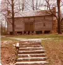 Image of Felts Log Cabin -